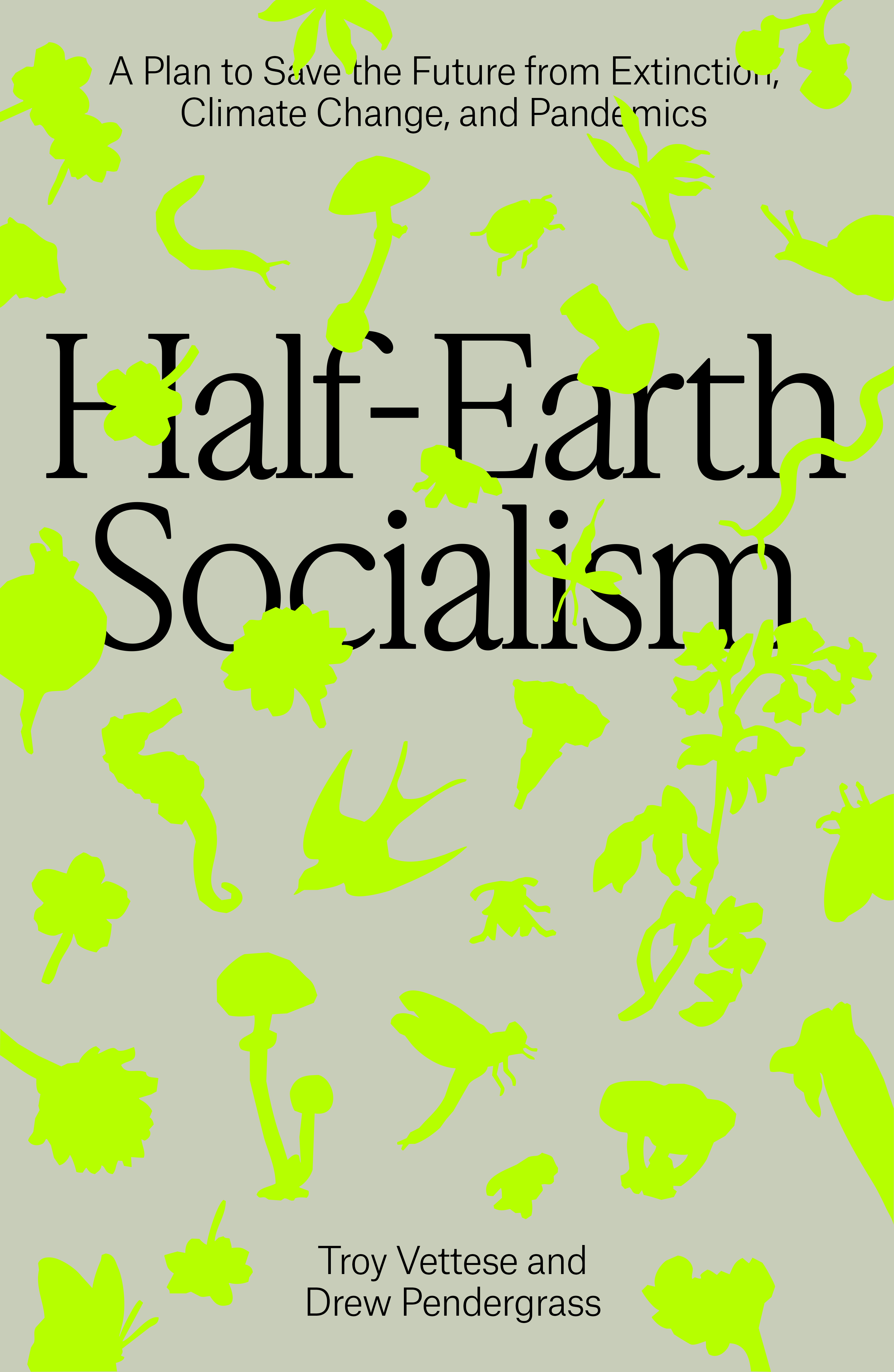 Half-earth socialism cover